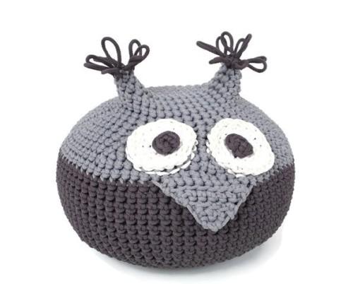 OWLET pouf